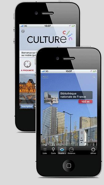 CultureClic : un nouvel outil multimédia pour les musées sur iPhone